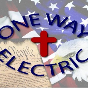 One Way Electric Logo
