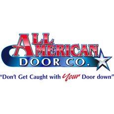 All American Door Co. Logo