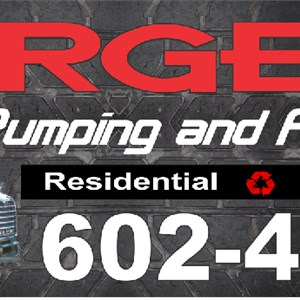 Emergency Pumping and Plumbing Service Logo