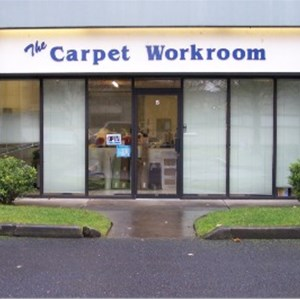 The Carpet Workroom Logo