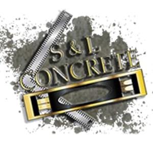 S & L Concrete Logo