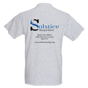 Solstice Moving & Delivery Logo