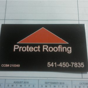 Protect Roofing Logo