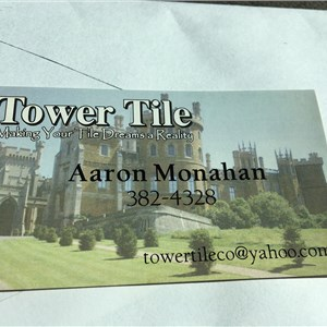 Tower Tile Logo