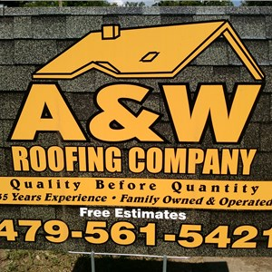 A&w Roofing Company Cover Photo