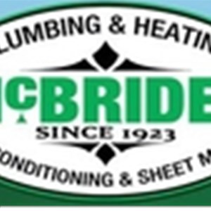 Mcbrides Plumbing & Sheet Metal Inc Logo