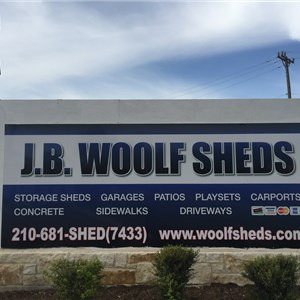 J B Woolf Sheds Cover Photo