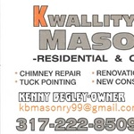 Kb Masonry Logo