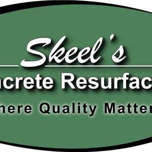 Skeels Concrete Resurfacing Cover Photo