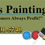Proffitts Painting Logo