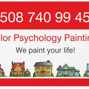 Color Psychology Paintings DBA Americo C Madeira   Logo