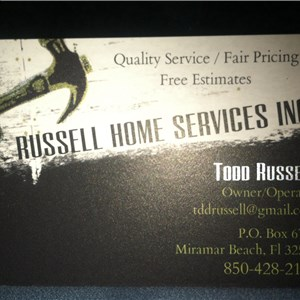 Russell Home Services Inc. Logo