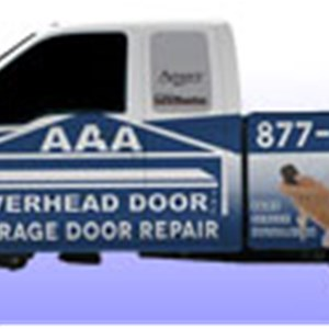 Aaa Overhead Door INC Logo