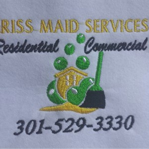 Griss Maid Services Logo