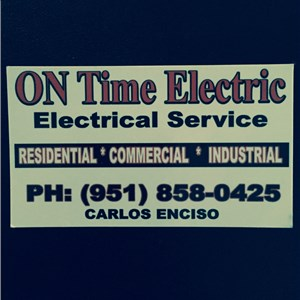 On Time Electric And Lighting Cover Photo