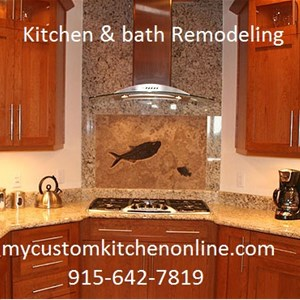 Kitchen & Bath Remodeling Cover Photo