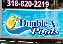 Double A Pools Logo