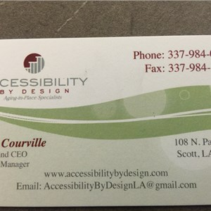 Accessibility By Design Logo