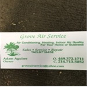 Grove Air Service Cover Photo