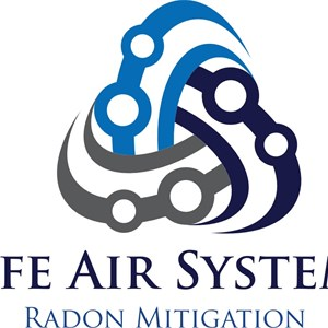 Safe Air Systems Radon Mitigation LLC Logo