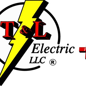 T&l Electric Logo