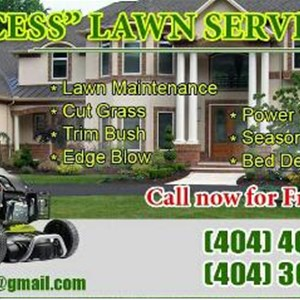 Success Lawn Svc Logo