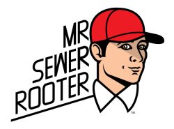 Mr. Sewer Rooter Logo