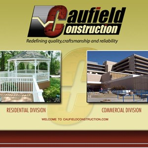 Caufield Construction LLC Logo