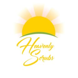 Heavenly Scrub Cleaning Services Logo