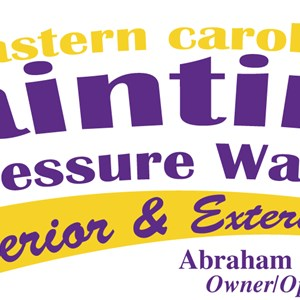 Eastern Carolina Painting Logo