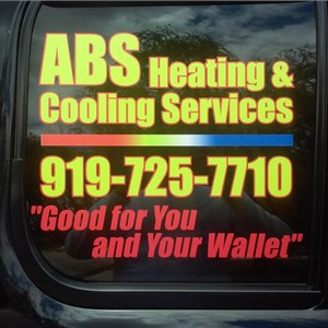 Abs Heating & Cooling Services Logo
