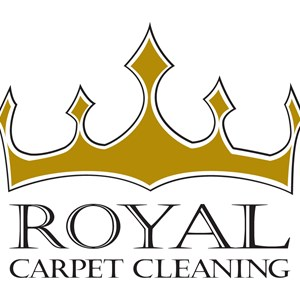 Royal carpet &floor cleaning Logo