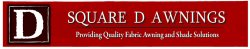 Square D Awnings Logo
