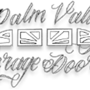 Palm Valley Garage Doors Logo