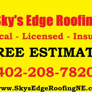 Skys Edge Roofing Logo