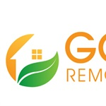 Go Green remodeling and Solar Logo