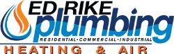 Ed Rike Plumbing, Inc. Logo