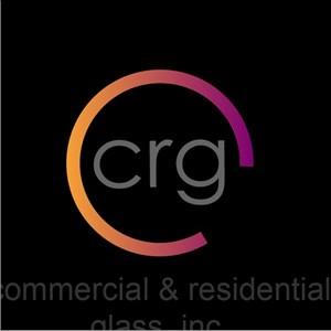 Commercial Residential Glass Logo