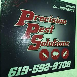 Precision Pest Solutions Cover Photo