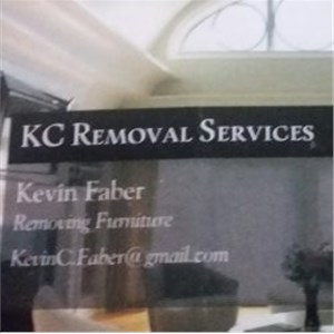 KC Removal Services  Logo