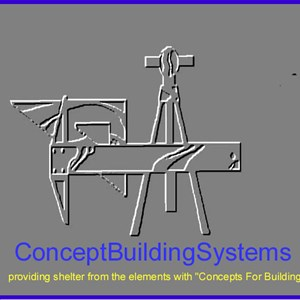 Concepts Building Systems Inc Logo