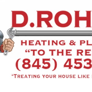 D. Rohde Heating and Plumbing Cover Photo