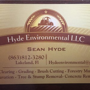 Hyde environmental llc Logo
