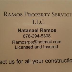 Ramos Property Service LLC Logo