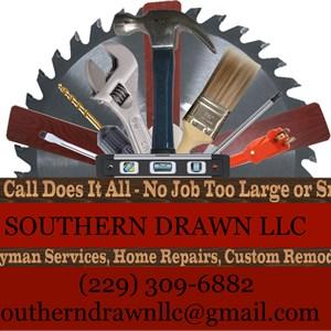 Southern Drawn LLC Logo