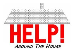 Help Around THE House Logo