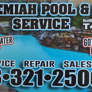 Jeremiah Pool Spa Service Cover Photo