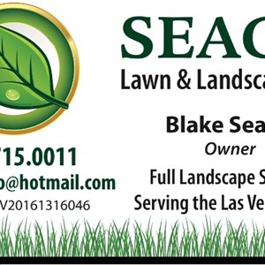 Seago Lawn & Landscape, LLC Cover Photo