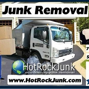 Hot Rock Junk Logo