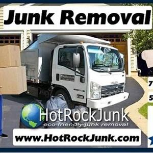 Hot Rock Junk Logo